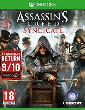 Assassin's Creed Syndicate Xbox One - PRISTINE - Super FAST Delivery FREE!!