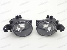1Pair Front Fog Lights / Lamps + Bulbs For Nissan Versa 2012-2014