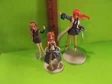 "#972 Lacus Clyne Anime 3 Gundam Destiny Figure 4""in"