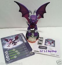 Skylanders Giants CYNDER ~ Brand NEW LOOSE + Collectors Card, Sticker & Web Code