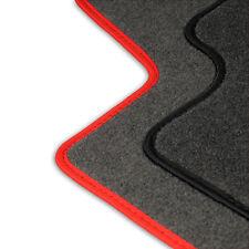 Auto Fußmatten Autoteppich für Seat Ibiza 3 III 6K1 1999-02 Velours CASZA0202
