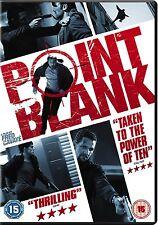 Point Blank DVD Gilles Lellouche, Roschdy Zem, Gerard Lanvin, Mireille Perrier