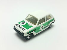 Matchbox Superfast #21 Renault 5TL Rare Rally No Roof Tempa Made in England