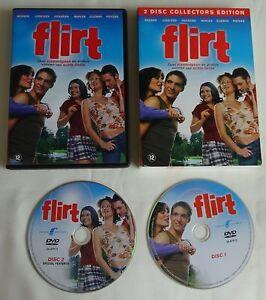 FLIRT 2-DISC COLLECTORS EDITION dvd 2-DVD BOX Nederlands gesproken English subs