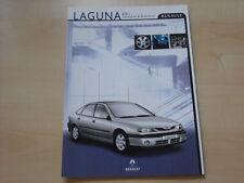 53787) Renault Laguna dCi Prospekt 08/1999