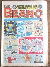 Cartoon Characters Bronze Age (1970 - 1979) Beano Comics