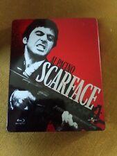 blu-ray steelbook al Pacino SCARFACE