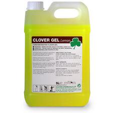 Clover Gel Hard Surface Floor Cleaner Low Foam Tiles Vinyl