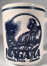 NIAGARA FALLS, Vintage, Souvenir Coffee Mug,