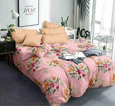 Micro Fiber Ac Blanket Comforter With 1Bed Sheet And 2 Pillow Cover Set Of 4 Pcs