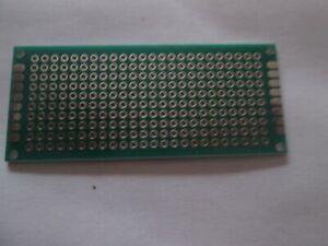 Plaque d'essai époxy circuit imprimé double face 40mmX60mm (3)