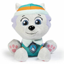 1pc 20cm EVEREST - Paw Patrol Rescue Dog Cute Pup Stuffed Soft Plush Child Toy