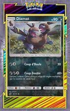Diamat Reverse - SL4:Invasion Carmin - 61/111 - Carte Pokemon Neuve Française