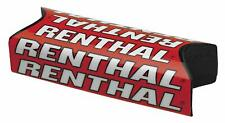 "Renthal Team Issue Fatbar Pad - 1 1/8"" Handlebar / RED _ P274"