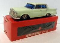 KK Sakura 1/40 appx Scale Vintage Diecast  SK2A Mercedes Benz 220SE Cream
