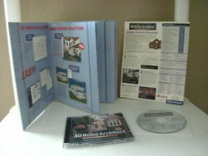 3D HOME ARCHITECT PROFESSIONAL 5.0 FOR PC HOME REMODELING & MORE