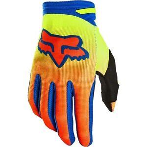 2021 Fox Racing Adult 180 Gloves Mx Motocross Dirt Bike Atv Off Road Utv