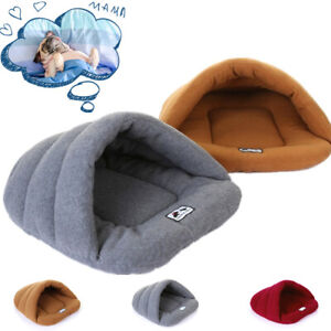 Guinea Pig Bed Snuggle Pouch Cuddle Cup Sack Sleeping Bag Rabbit Fleece #N02