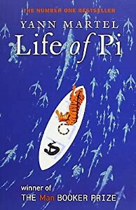 Life Of Pi, Martel, Yann, Used; Good Book