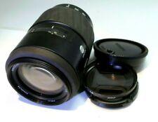 Minolta 70-210mm f3.5-4.5 AF Lens SONY A mount α37 α67 α57 α58 α68 SLR cameras