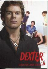 Dexter Season 3 Promo Card Promo 2