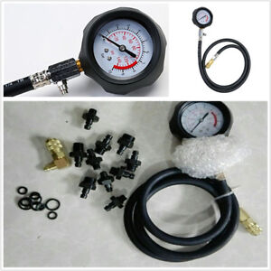 Car SUV Wave Box Pressure Meter Oil Pressure Tester Tool Low Oil Warning Devices
