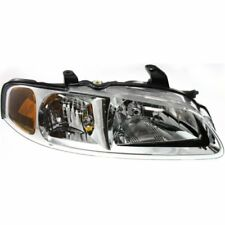 For Sentra 02-03 HEAD LAMP RH,Assembly,Halogen,w/ Chrome Trim,CA/GXE/XE/Limited