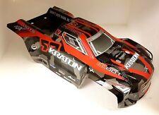 ARRMA Kraton V2 6S 4WD BLX Race Monstertruck 1/8 Karosserie rot - Neu