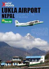 "Airutopia World's XTREME Dangerous AIRPORTS ""Lukla Nepal""-Vol 4 DVD Video -"