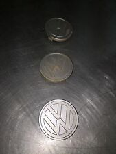 VW Volkswagen Rabbit Golf Caddy Wheel Center Caps