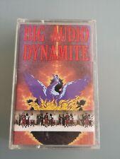 BIG AUDIO DYNAMITE MEGATOP PHEONIX PAPER LABELS cassette tape album T3066