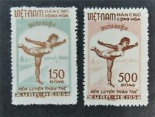 nystamps Viet Nam, DP Stamp # 67.68 Mint H $30