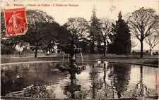 CPA   Béziers - Plateau de Poétes - L'Enfant au Poisson  (511385)