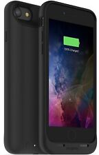 mophie juice pack Charge Protective Battery Case 2525mAh for iPhone8 & 7-Black