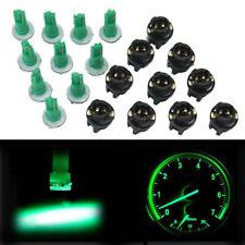 10*Green PC74 T5  Instrument Cluster Gauge Panel Dash 5050LED Light Twist Socket