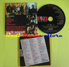 CD ROCK SOUND VOL 68 compilation PROMO 2003 KORN SPINESHANK DEVILDRIVER (C8)