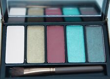 M.A.C Cosmetics NOVEL TWIST 5 WARM Eyeshadow Palette With Mirror and Brush