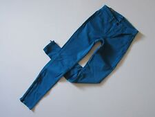 NWT J Brand 622 Mid Rise Super Skinny Zip in Azure Blue Stretch Ankle Jeans 29