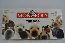 Monopoly The Dog Artlist Collection Property Trading Game [Parker Brother 2003]