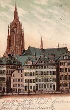 Ansichtskarten aus Hessen mit dem Thema Dom & Kirche