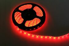 5M 16.4ft 12v SMD 3528 RGB Single Color Waterproof 300 LED Flexible Strip Light