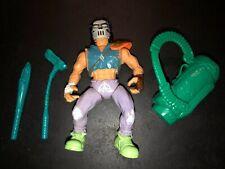 TMNT Ninja Turtles Casey Jones 1989 Near Complete Vintage Figure A5