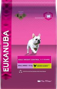 Eukanuba Adult Small Breed Weight Control Dog Food | Dogs