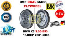 Für BMW X5 3.0d E53 184BHP 2001-2003 Neu Dmf Zweimassenschwungrad
