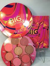 Bnib Tarte Big Blush Book 2 Full Size Blushes Limited Edition With Receipt