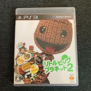 PS3 Little Big Planet 2 30587 Japanese ver from Japan