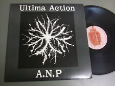 A.N.P NULL Japan EXPERIMENTAL LP, ULTIMA ACTION