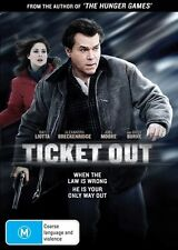Ticket Out (Brand New Region 4 DVD, 2014) Ray Liotta