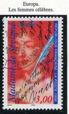 TIMBRE FRANCE OBLITERE N° 3000A MADAME DE SEVIGNE /