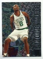 1996-97 Fleer Metal ANTOINE WALKER Rookie Card RC #153 Boston Celtics MINT *QTY*